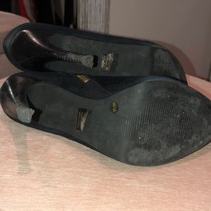 Jessica Simpson Shoes - Jessica Simpson Suede Pasadena Booties